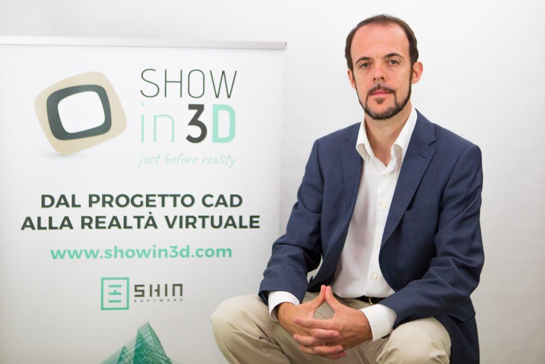 CFM, Stefano Provenzano Shin Software